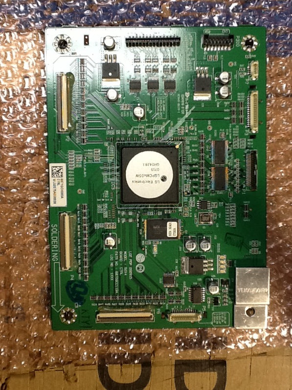 6871QCH083A LOGIC BOARD FOR MULTIPLE TVS (LG 50PC56-ZD MORE)