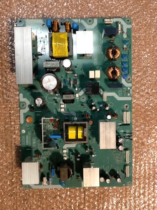 PE0206B (V28A000207B1) POWER BOARD FOR A TOSHIBA TV