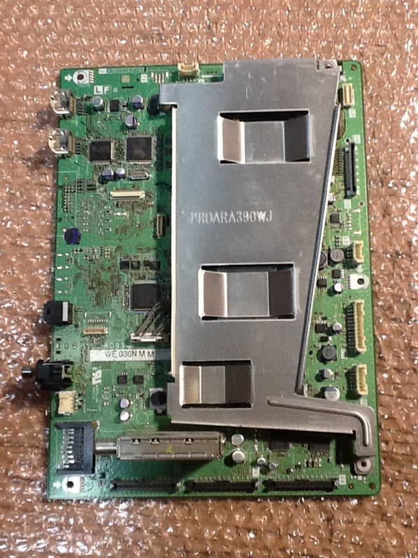 Sharp DUNTKD934FM03-V2 Main Board for LC-42D62U