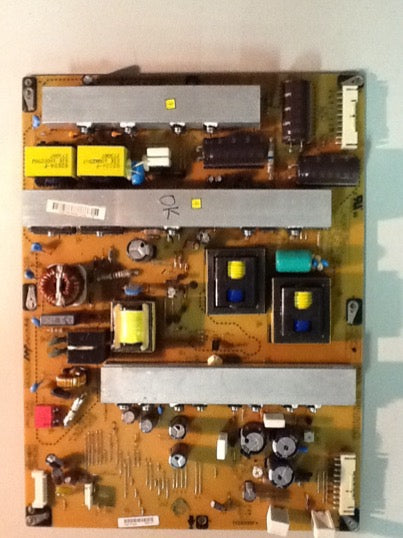 EAY60968801 POWER BOARD FOR AN LG TV (50PX950-UA AUSLLJR MORE)
