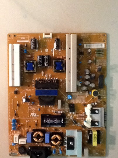 EAY63072201 POWER BOARD FOR AN LG TV (60LB5900-UV MORE)