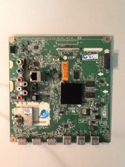 EBT63746902 MAIN BOARD FOR AN LG TV (55LF6100UA BCCYLJR)