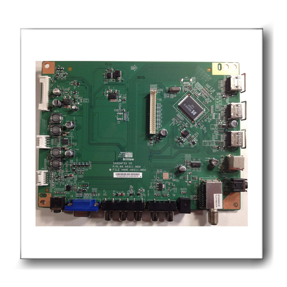 5546S11ME0 Main Board for an Insignia TV
