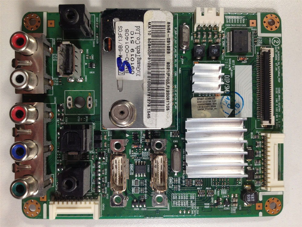 BN94-03192B Main Board for a Samsung TV