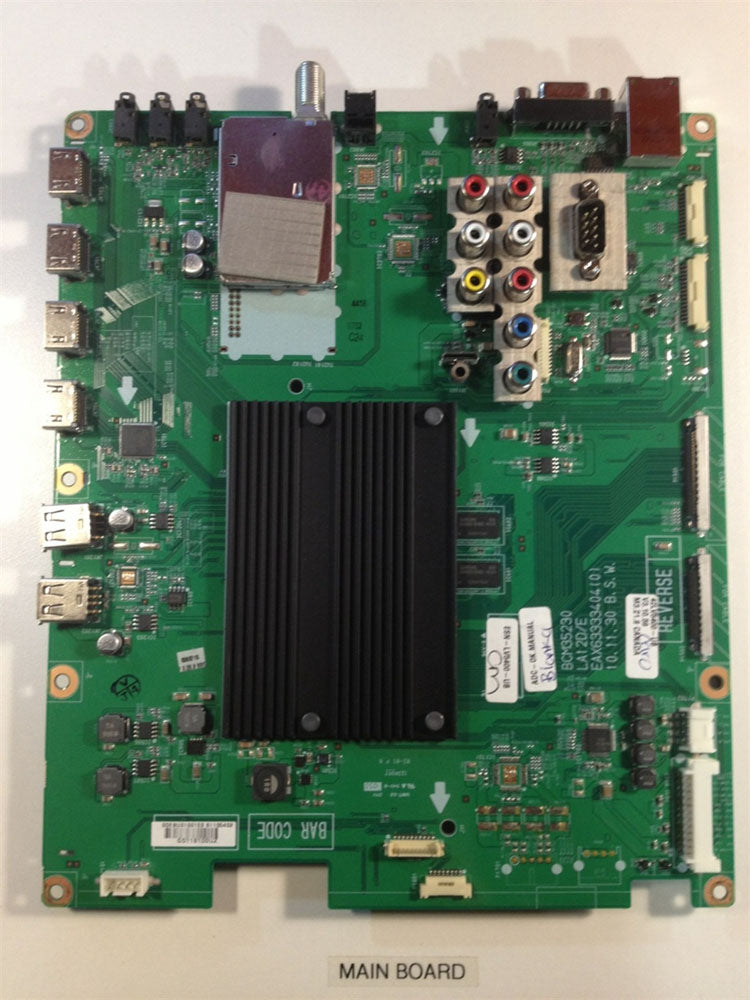 EBR6115402 Main Board for an LG TV