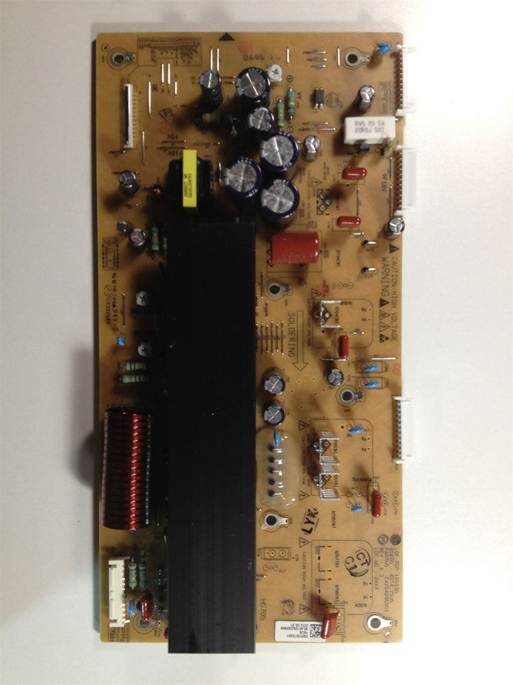 EBR73575201 Y Sustain Board for an LG TV