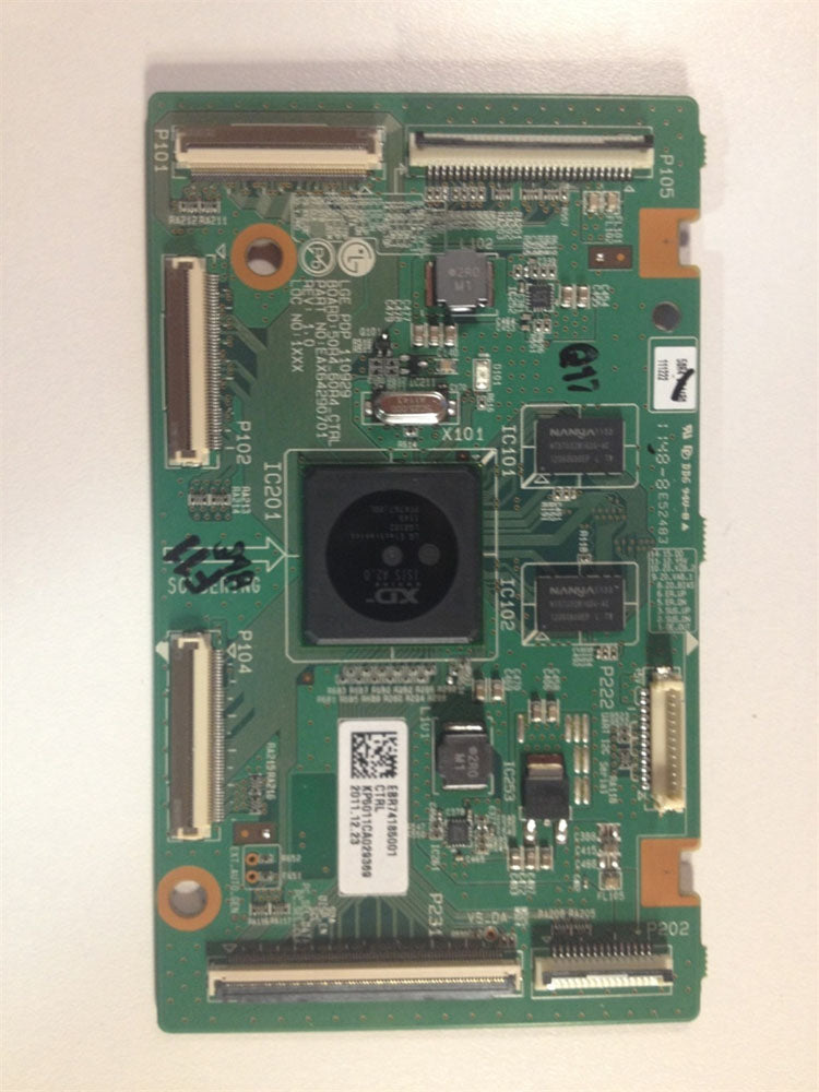 EBR74185001 Logic Board for an LG TV