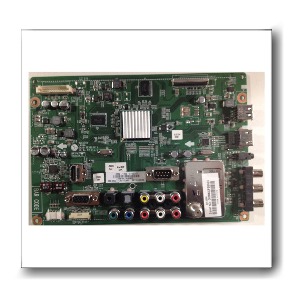 EBT61158102 Main Board for an LG TV