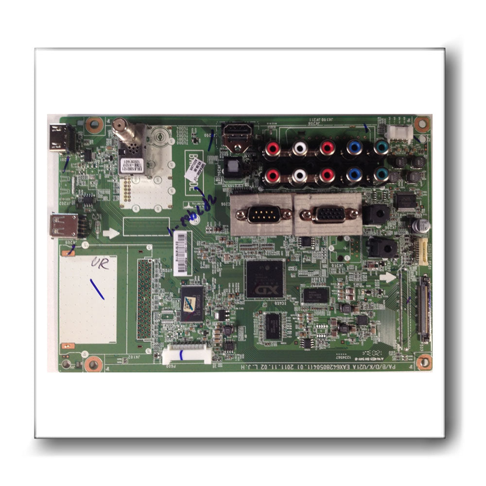 EBT61875112 Main Board for an LG TV