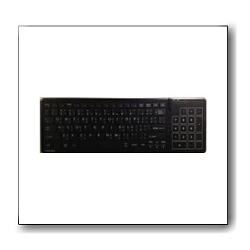 K13RK5010I Wireless Touchpad Keyboard for a Toshiba TV