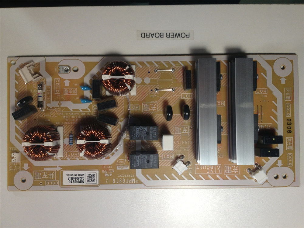 N0AE6KL00014 Sub Power Board for a Panasonic TV