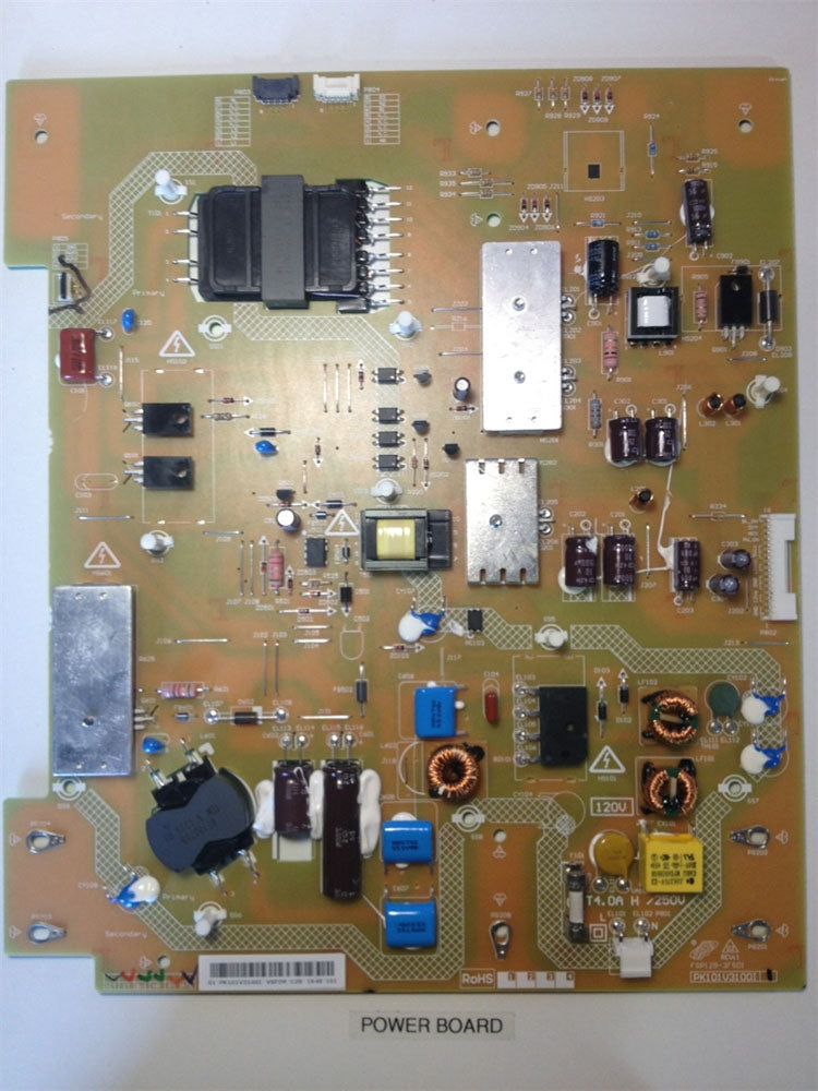 PK101V30100I Power Board for a Toshiba TV