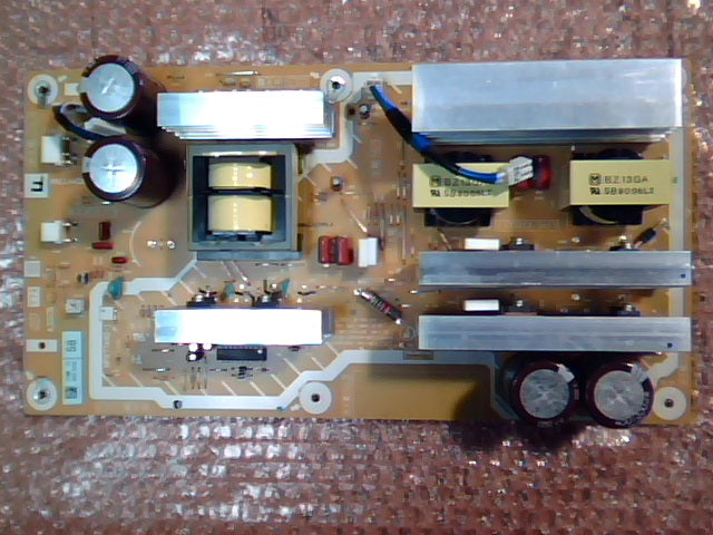 ETX2MM774MF Power Board for a Panasonic TV (TC-P58S1 and more)