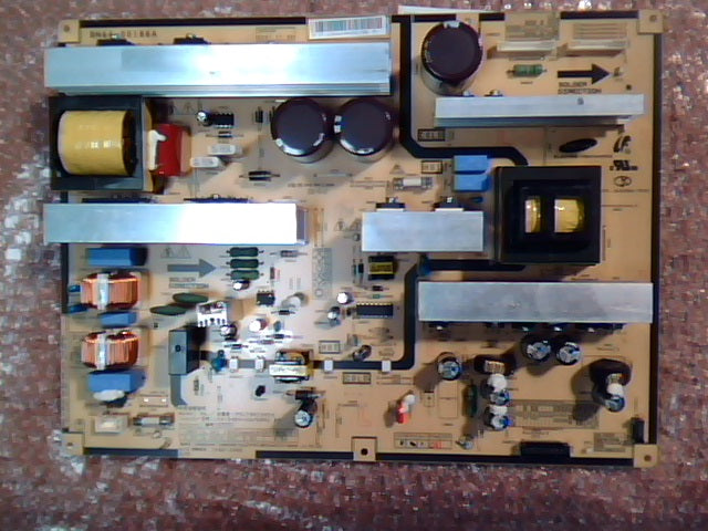 BN44-00186A Power Board for a Samsung TV (LNT5281FX-XAA)