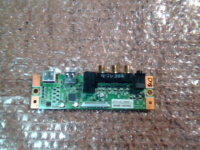 BN96-05039C Main Board for a Samsung TV (LNT4661FX-XAA)
