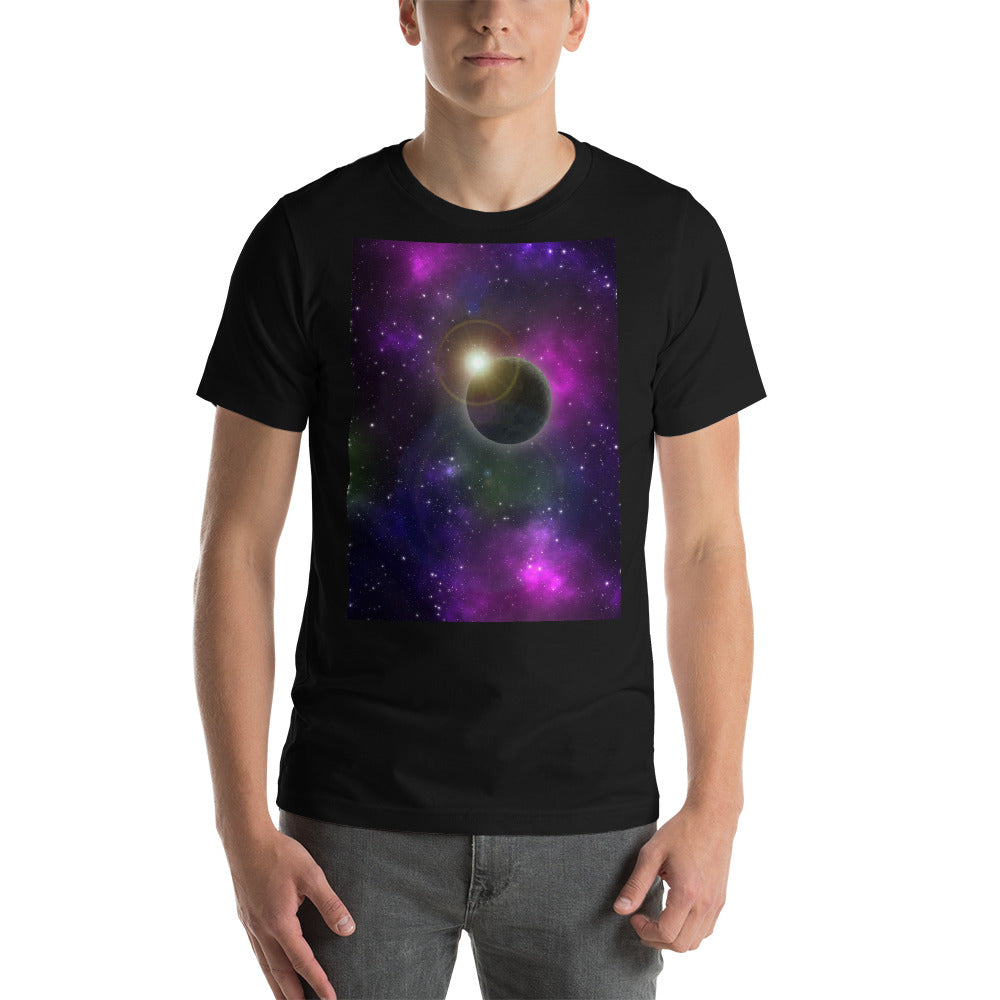 Unique Space Odyssey T-Shirt - Pink