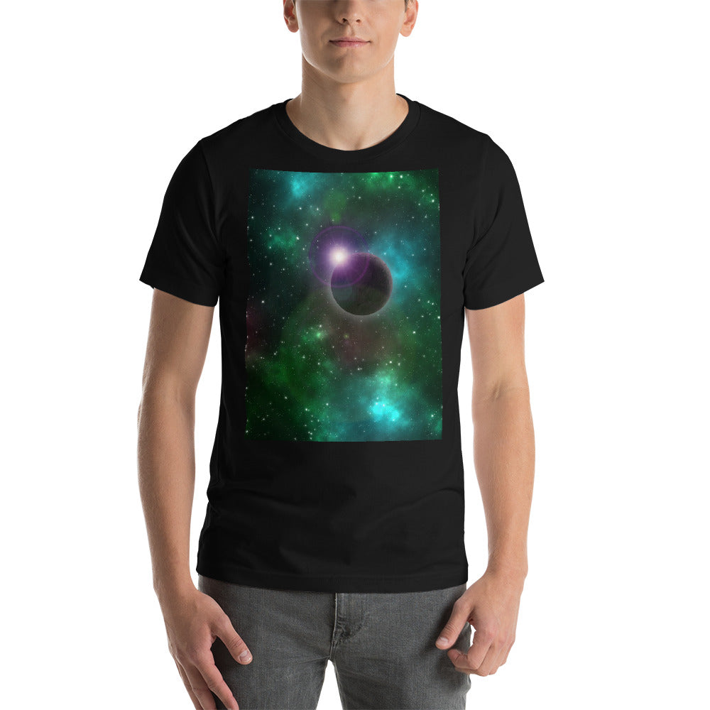 Unique Space Odyssey T-Shirt - Green