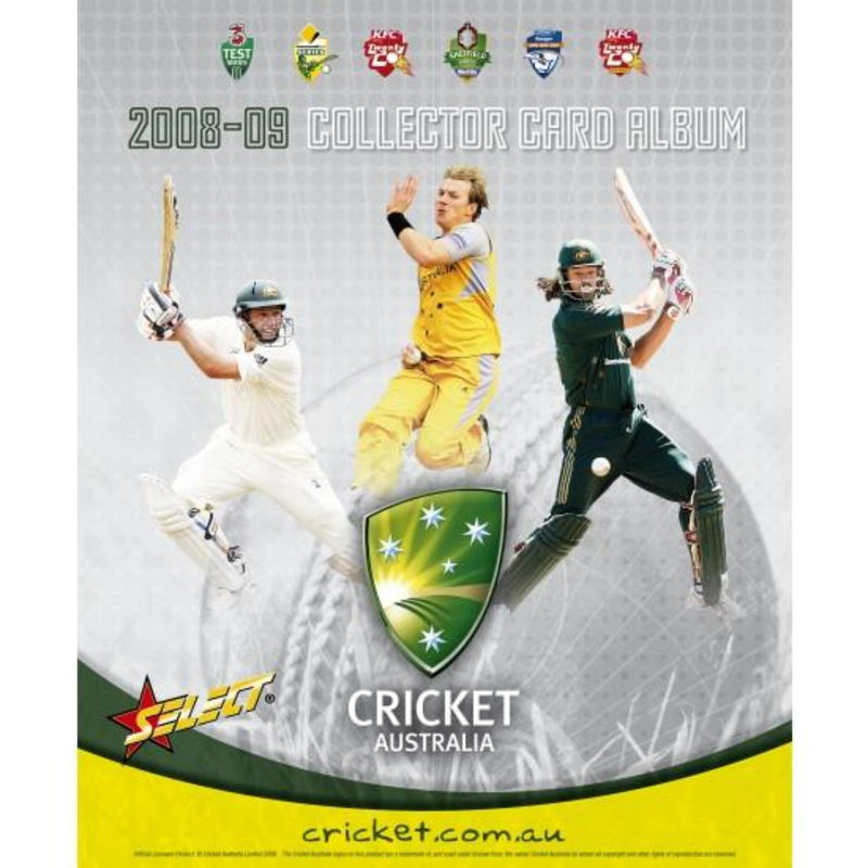 2008/09 CA CRICKET ALBUM
