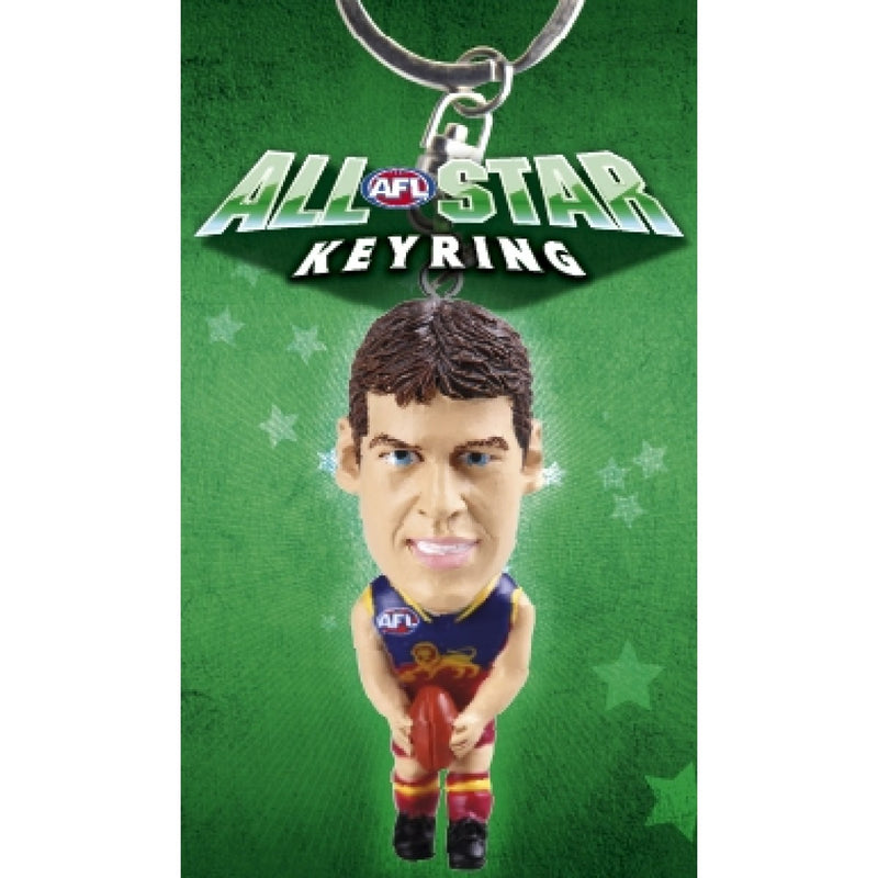 2010 AFL KEYRING FIGURINE JONATHAN BROWN