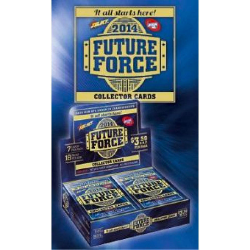 2014 AFL FUTURE FORCE CARDS BOX
