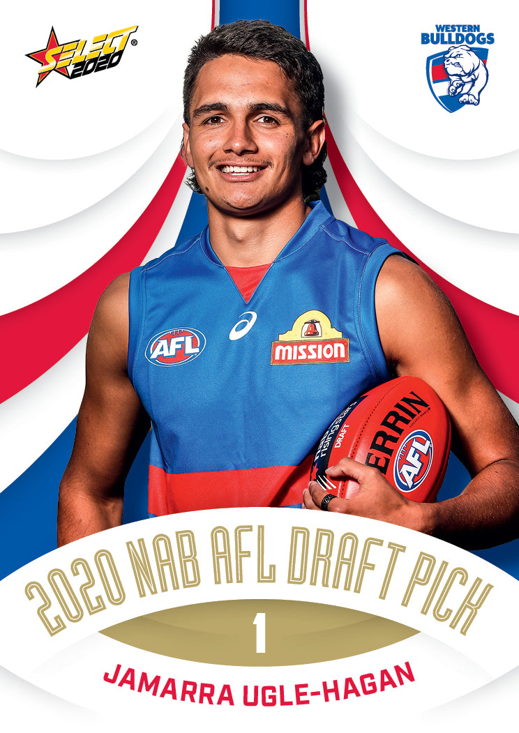 2020 NAB AFL Draft Pick Cards