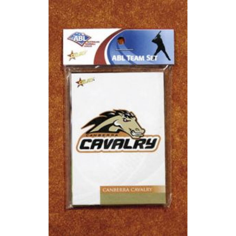 2013 ABL CANBERRA CALVARY TEAM SET PACK