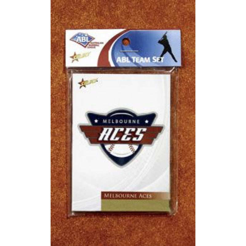 2013 ABL MELBOURNE ACES TEAM SET PACK