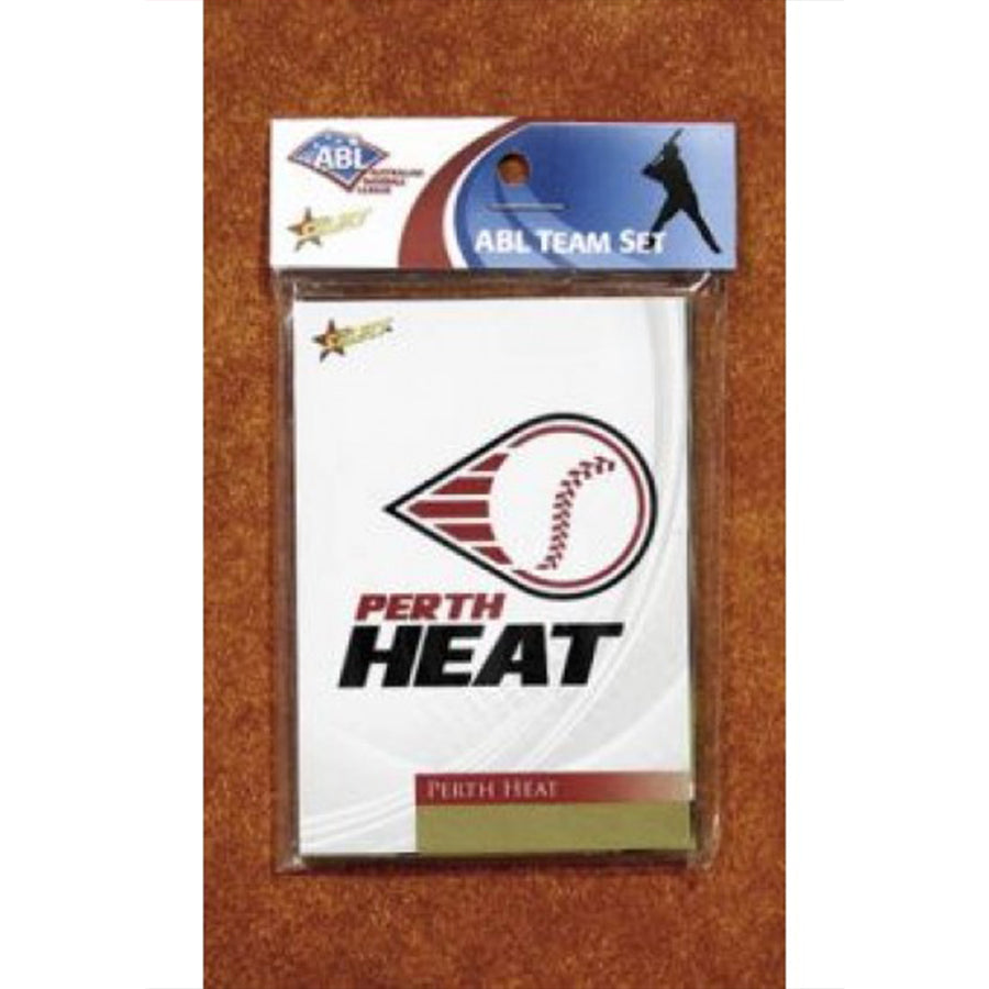 2013 ABL PERTH HEAT TEAM SET PACK