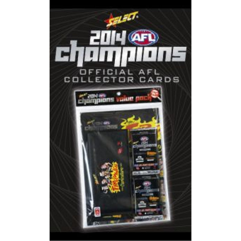 2014 AFL CHAMPIONS VALUE PACK