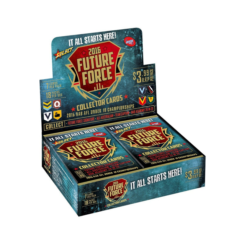2016 AFL Future Force Sealed Box