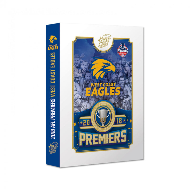 2018 WEST COAST EAGLES PREMIERS SET