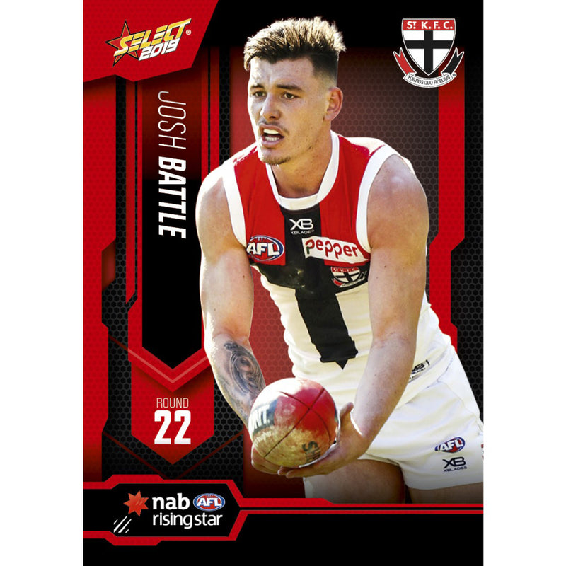 2019 RISING STAR NOMINEE RISING STAR 22 - JOSH BATTLE