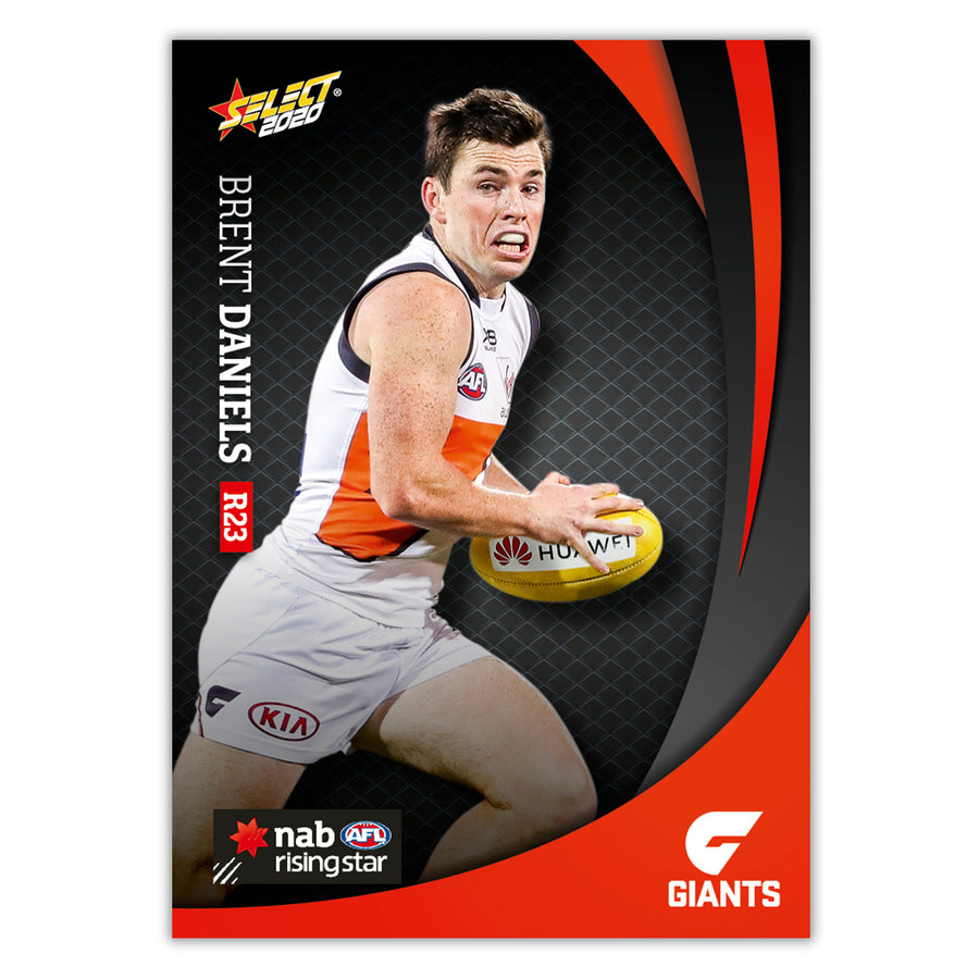 2019 Rising Star Nominee - Rising Star Round 23 - Brent Daniels