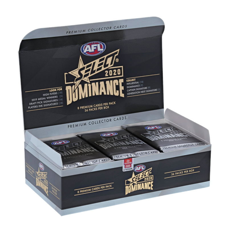 2020 DOMINANCE BOX
