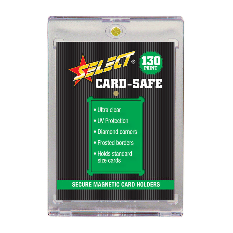 "Select ""Card-Safe"" 130pt Magnetic Holder"