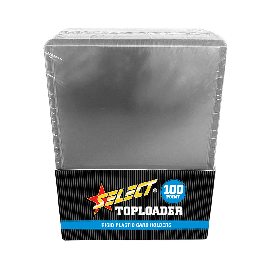 Select Top Loaders 100pt - 25 Pack