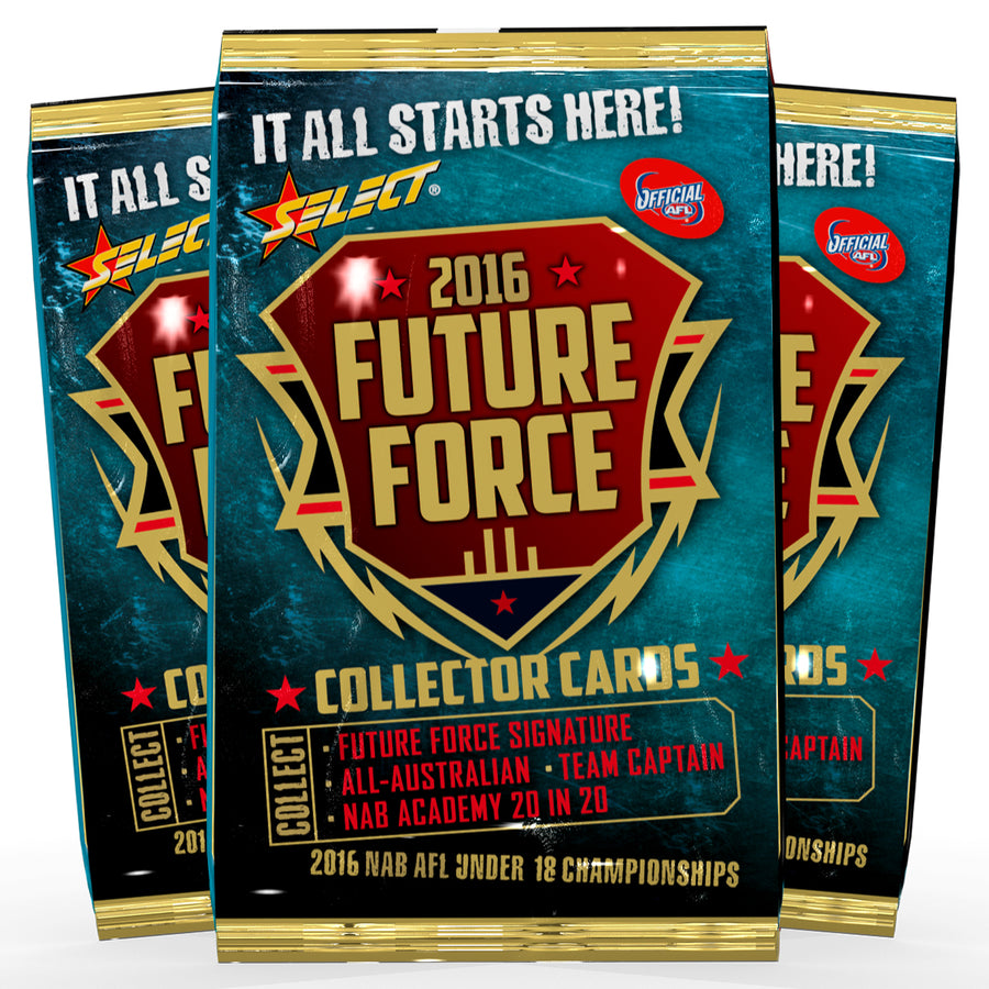 2016 AFL Future Force Packets