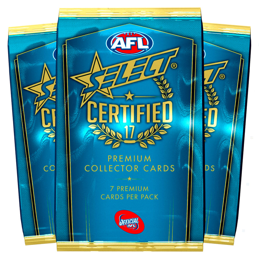 2017 AFL Certified Packets