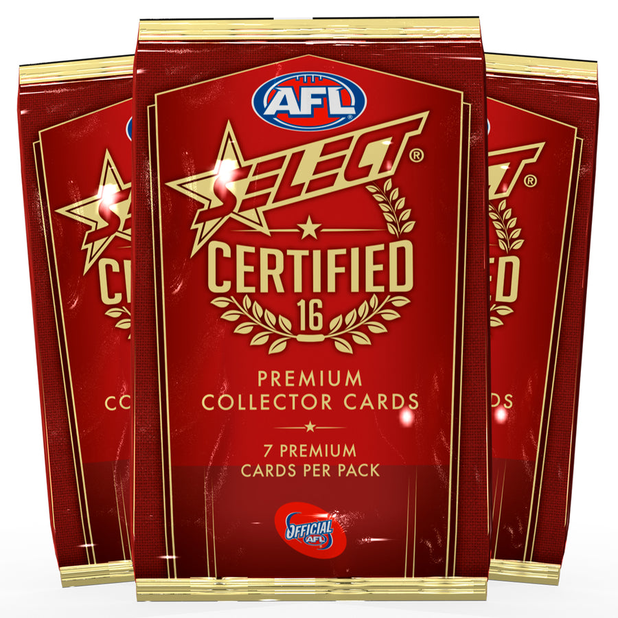 2016 AFL Certified Packets