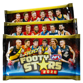2020 Footy Stars Packets