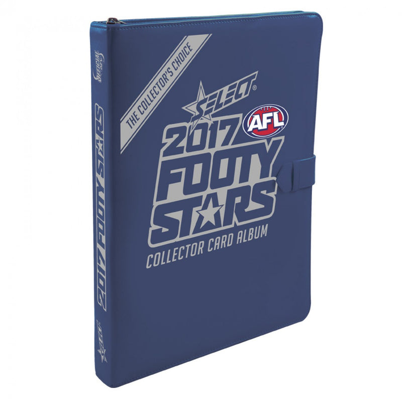 2017 AFL FOOTY STARS ALBUM