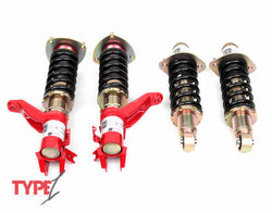 Function Form Type 1 Coilover for 03-05 Honda Civic / 02-05 Honda Civic Si F2-EP3T1