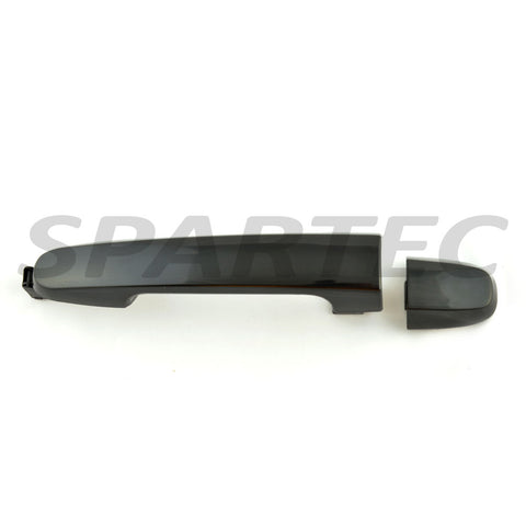 Spartec Exterior Door Handle for 2003 Toyota Corolla