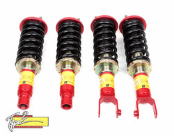 Function Form Type 2 Coilover for 90-93 Acura Integra DA F2-DAT2