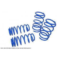 Manzo Performance Lowering Springs for 00-05 Kia Rio MANZO-LSKR-00