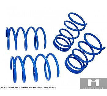 Manzo Performance Lowering Springs for 95-99 Dodge Neon MANZO-LSNE-9599