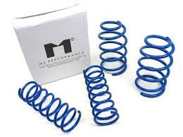 Manzo Performance Lowering Springs for 2013+ Subaru BRZ MANZO-LSSFR-12-BRZ