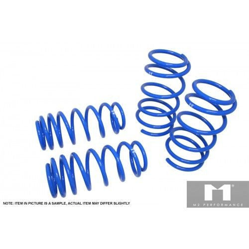 Manzo Performance Lowering Springs for 06-09 VW Golf/GTI 5 MANZO-LSVG-0609