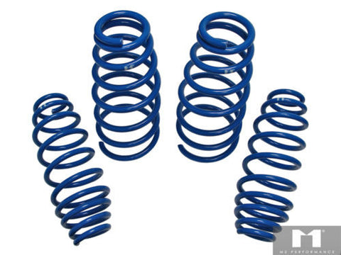 Manzo Performance Lowering Springs for 06-11 Toyota Yaris MANZO-LSYS-0006