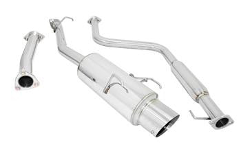 Megan Racing Cat Back System - NA-Type for 97-01 Honda Prelude MR-CBS-HP97-NEW